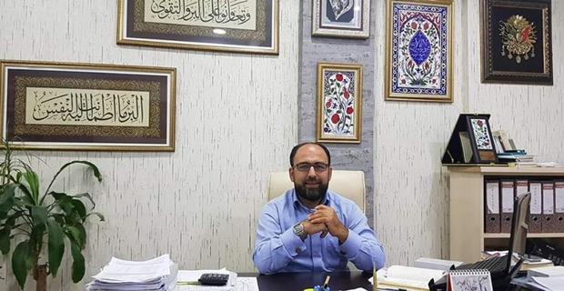TÜMSİAD Eskişehir Şube Başkanı Engiz'in şehitler haftası mesajı