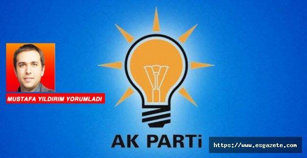 AK Parti fokur fokur
