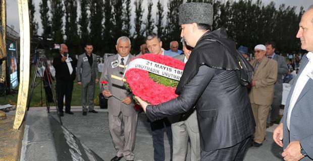 Çerkes Soykırımı ve Sürgünü'nün 155. Yılı
