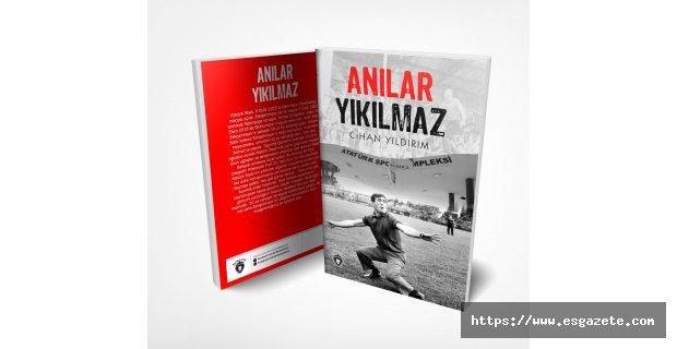 Gazeteci Yıldırım'ın üçüncü kitabı çıktı