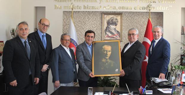 Gündoğan'a ziyaret