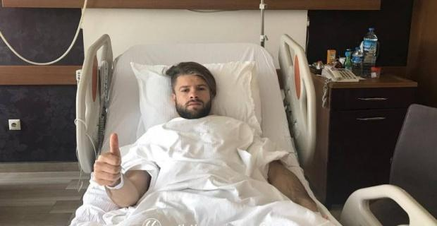 Halil İbrahim Öner ameliyat oldu