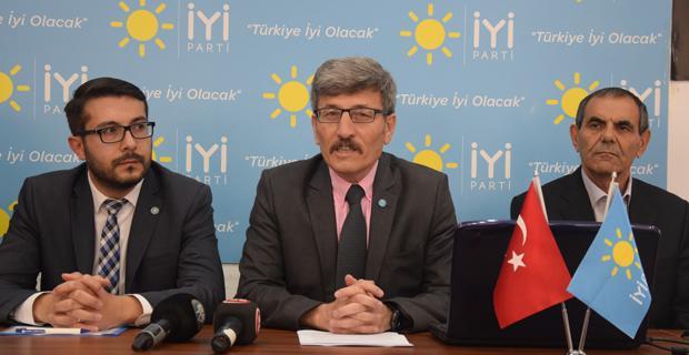 """İYİ Parti: """"YSK eliyle sivil darbe yapıldı"""""""