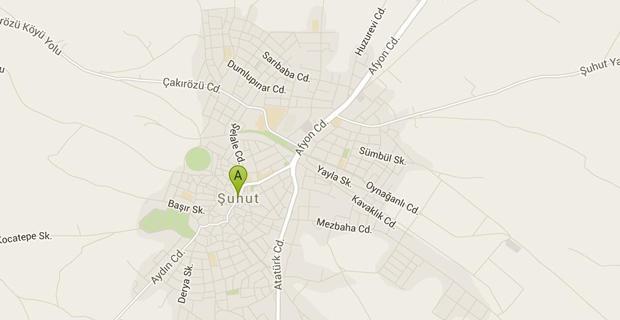 Afyonkarahisar'da 3,5 büyüklüğünde deprem