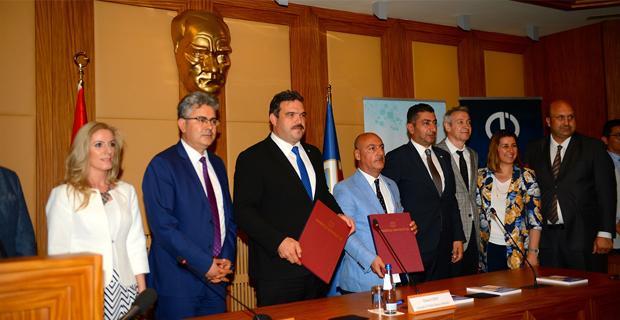 AÜ ile Eskişehir Milli Eğitim Müdürlüğü arasında iş birliği protokolü