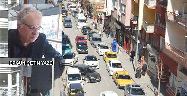 Eskişehir'in Trafik Sorunları
