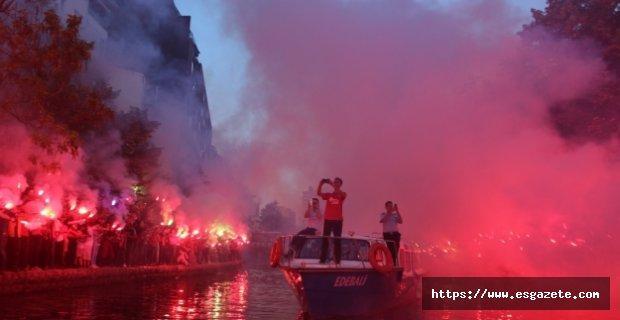 Eskişehirspor'un 54'üncü yaşı kutlanacak