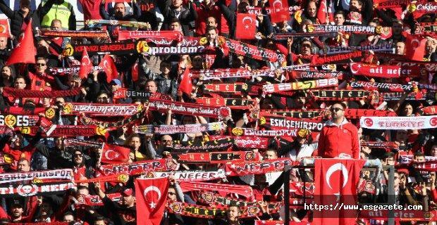 Eskişehirspor'un bilet ve kombine fiyatları açıklandı