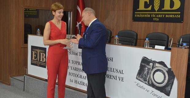 ETB'nin fotoğraf yarışması ödülleri sahiplerini buldu