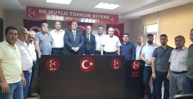 MHP Eskişehir İstanbul'a karargah kurdu