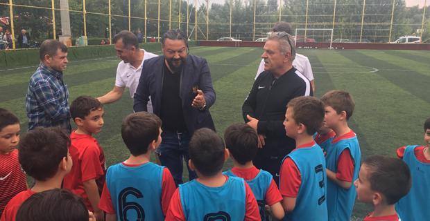 Başkandan Mehmet Özcan ile ilgili flaş açıklama