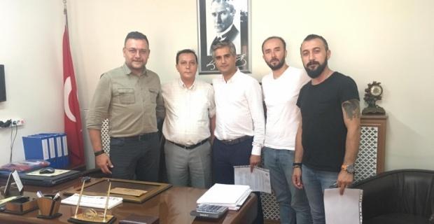 DETKO'dan Eskişehirspor'a destek