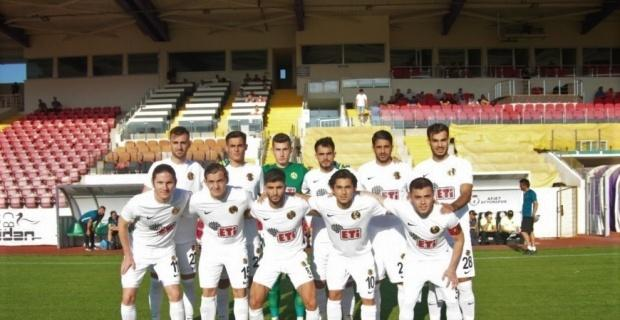 Eskişehirspor'un gençleri göz doldurdu