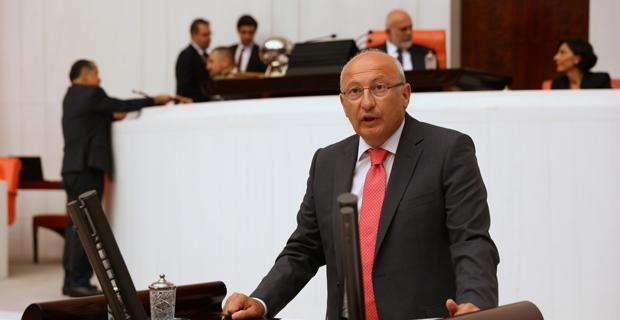 Meclis'te Eskişehirspor taraftarını savundu