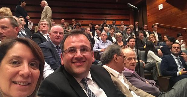 Prof. Dr. Günay Nato konferasında