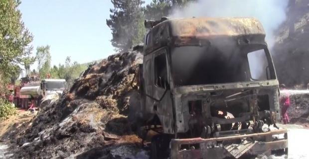 Kütahya'da iki ayrı orman yangını çıktı