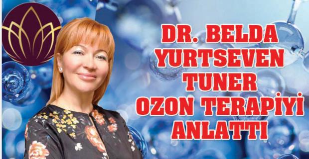 Ozon terapinin faydaları