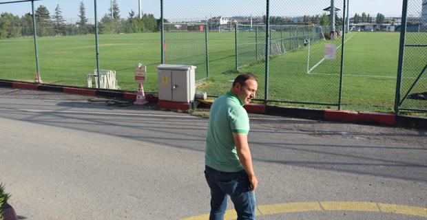Eskişehirspor'da Fuat Çapa şoku
