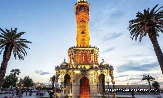 İzmir Tarihi Ve Turistik Yerleri