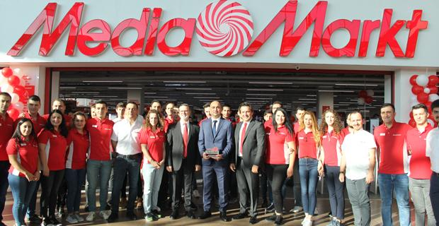 MediaMarkt'tan Eskişehir'e ikinci mağaza