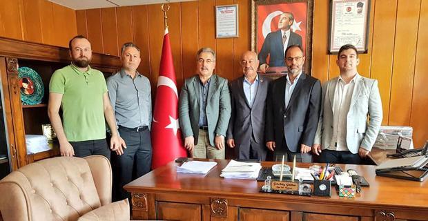 MÜSİAD' tan Başkanı Gürbüz Güller'e ziyaret