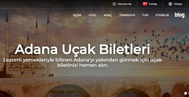 Online Adana Uçak Bileti Satışı