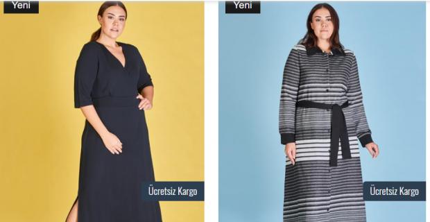 Büyük Beden Elbise Modelleri ile Kendini Özel Hissetme