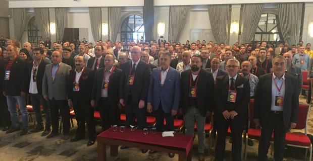 Eskişehirspor kongresi (canlı yayın)