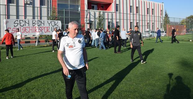 Eskişehirspor doğruları oynayacak
