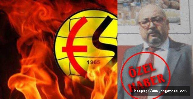 Eskişehirspor yönetiminde istifa