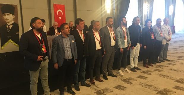 Eskişehirspor'da başkan Osman Taş