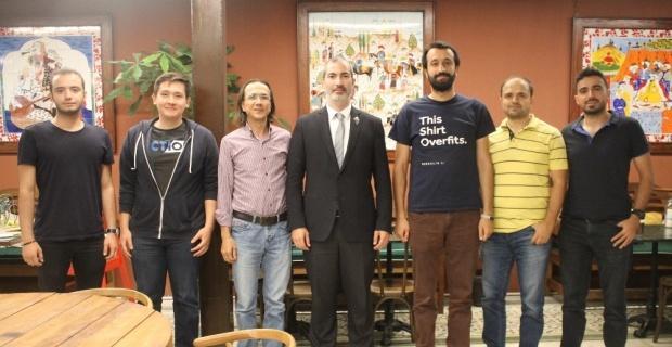ESMİAD'dan TEKNOFEST'te dereceye giren öğrencilere destek