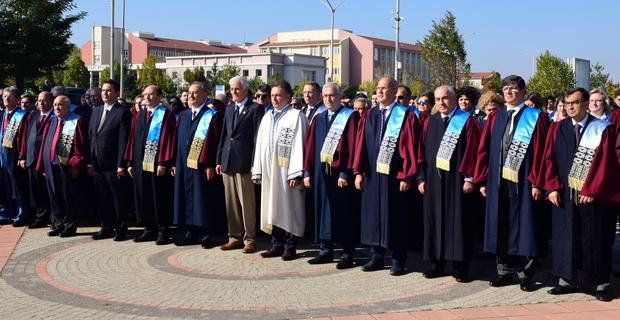 ESOGÜ'de 2019-2020 Akademik Yılı Törenle Açıldı