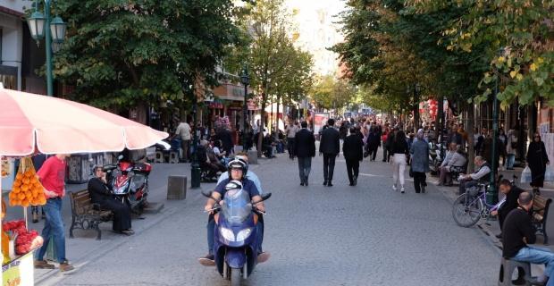 Hamamyolu'nda motosiklet kaosu