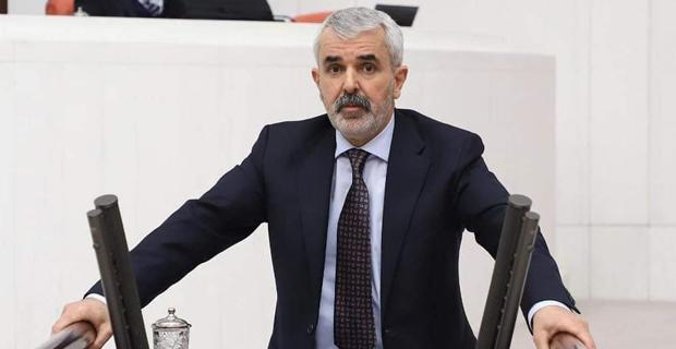 Sazak'tan CHP'li Soyer'e; çöpünüzü toplayın