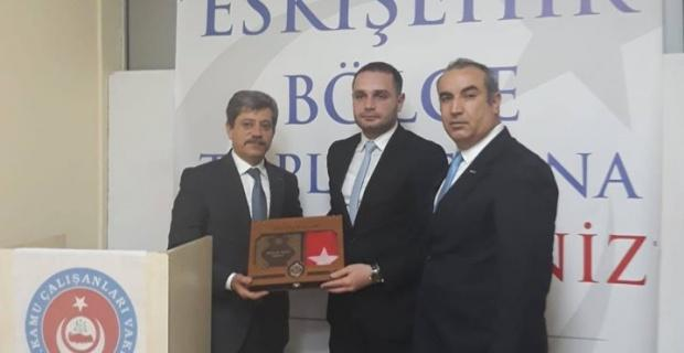 TÜRKAV Eskişehir bölge toplantısı yapıldı