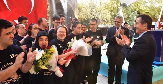Türkiye'de ilk ve tek Engelliler Montaj Atölyesi açıldı