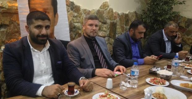Yeniden Refah Partisi Mahmudiye ilçe başkanı Selçuk oldu