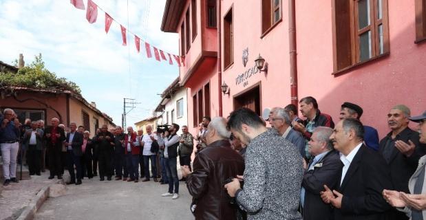 Sivrioğlu Camii ibadete açıldı