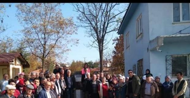 45 yıl sonra öğretmenlerine 'Ahde - Vefa' çeşmesi
