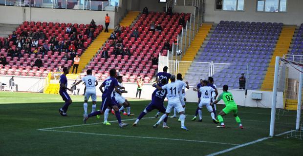 Afyonspor: 0 - Manisa Futbol Kulübü: 2
