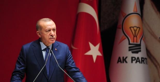 """AK Parti'nin sahibi millettir"""