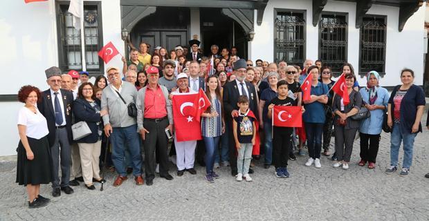 Atatürk ile Bir Gün Galerisi'ni ücretsiz ziyaret edebilecek