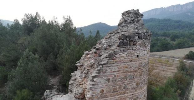 Bizans döneminden kalan yapıtlar definecilerin gözdesi oldu