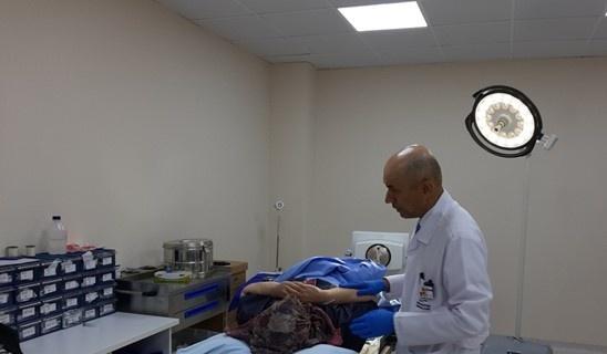 50. Brakiterapi vakası tedaviye alındı