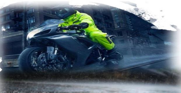 Motosiklet Yağmurluğu