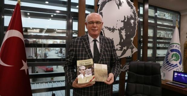 Oğuz Tansel'in kitapları Odunpazarı kütüphanelerinde