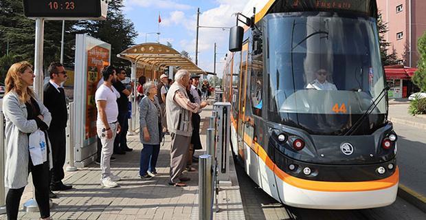 Şehir Hastanesi tramvay seferi  duracak