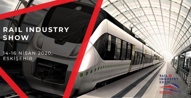 Demiryolu Sektörü İlk Kez Eskişehir'de