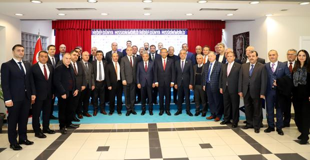 Eskişehir ve Kahramanmaraş İş Birliği Protokolü imzalandı